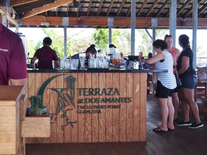 展望カフェ「テラザ」