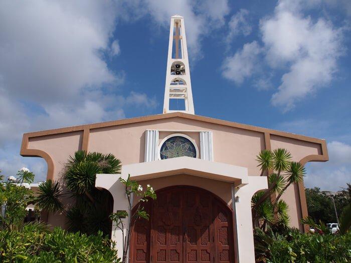 聖ウィリアムズ(サン・ビトレス)教会