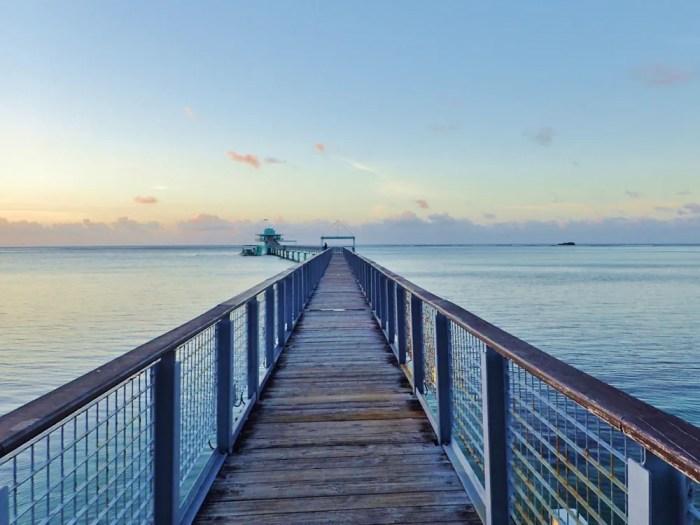 フィッシュアイ海中展望塔