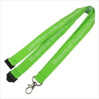 Id card holder lanyard | Green personalized quality id ...