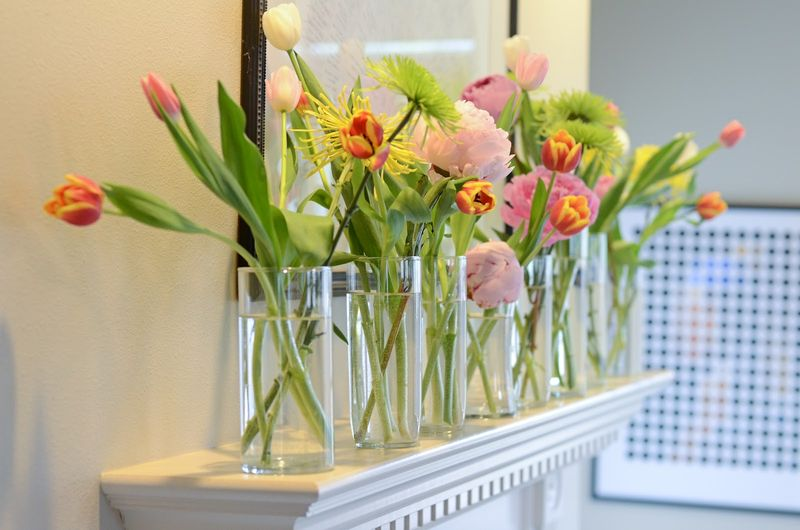 Ideas For Home Decorating With Flowers Flower Blog