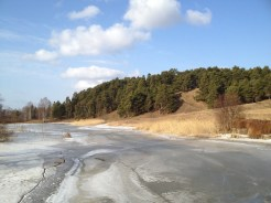 10. The Linnamäki Hills, a popular spot for treks and jogs.