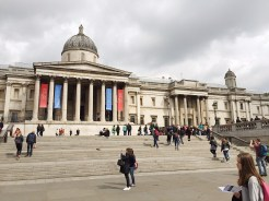 2. We enjoyed one of the better free walking tours in Europe. The guide was knowledgeable and enthusiastic, the route was straightforward, and the two-and-a-half hours went by very quickly. Trafalgar Square and the National Gallery were one of the first few attractions on the tour.