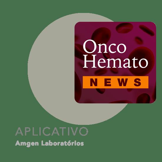 Aplicativo Onco Hemato News - Amgen