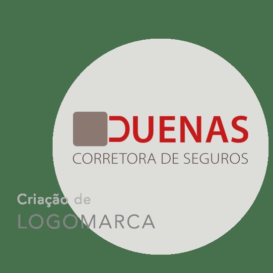Criação da logomarca Duenas