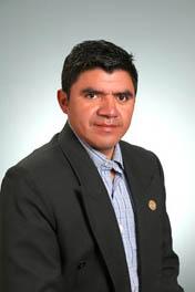 Hugo Toalombo, Concejal Guaranda