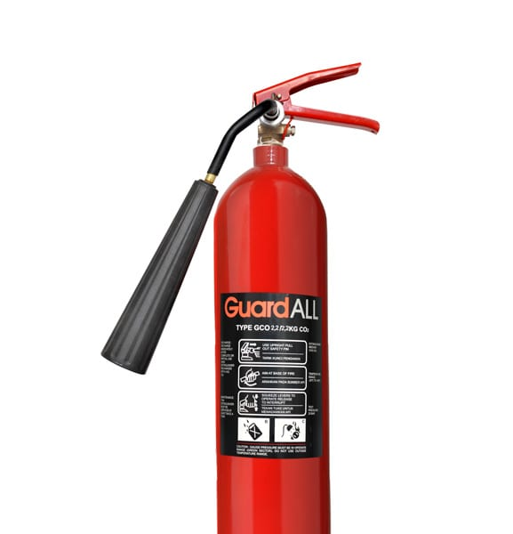 Alat Pemadam Api Carbon Dioxide 2,2 Kg