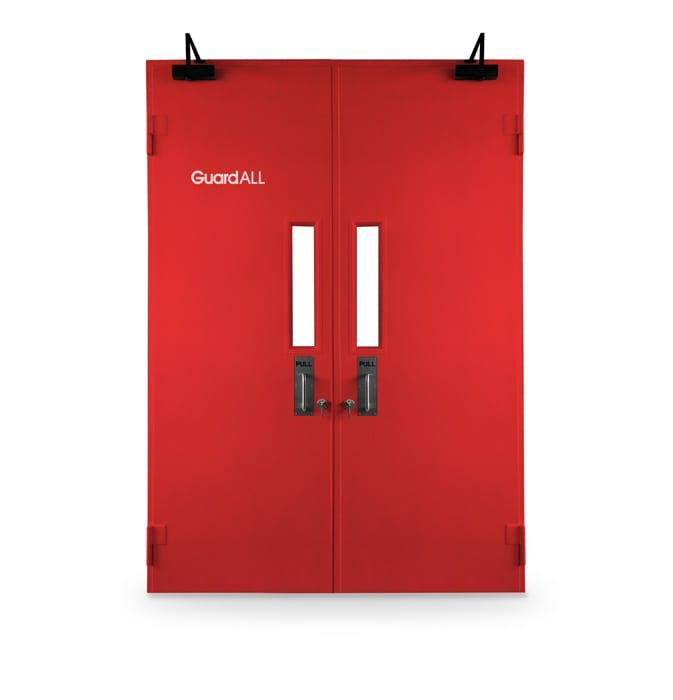 Fire Door Type Double Door GuardALL