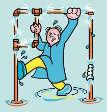 call a plumber in ct