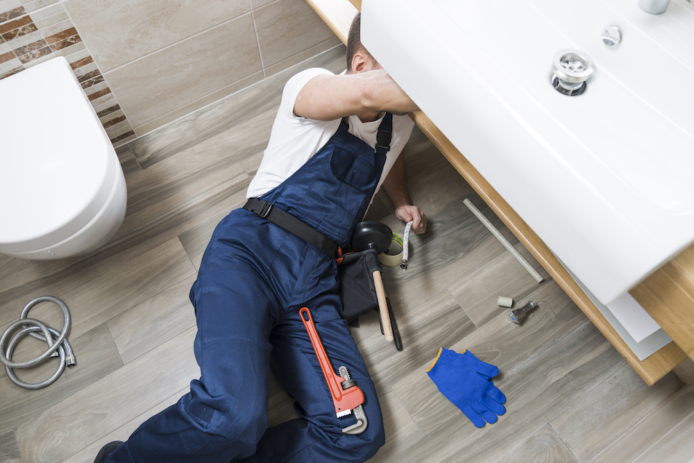 hire a licensed plumber danbury ct