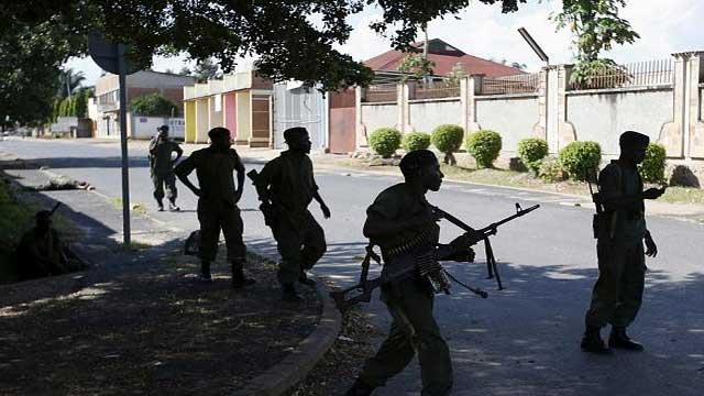 Burundi rebel group claims airport attack   The Guardian Nigeria News -  Nigeria and World News — World — The Guardian Nigeria News – Nigeria and  World News