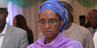 Minister Finance Budget National Planning Mrs Zainab Ahmed