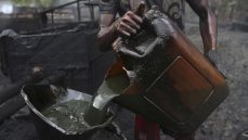 Image result for Oil theft in Bayelsa