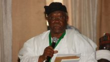 Image result for Bode George kicks off PDP Chairmanship campaign