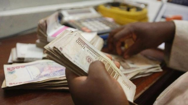 Nigerian girls love money