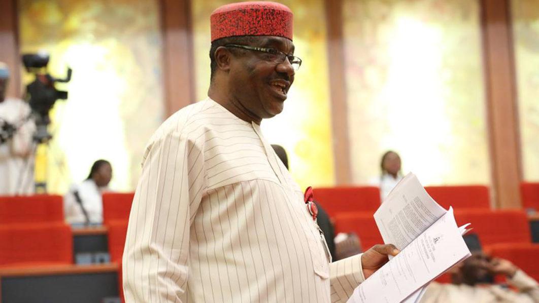 Disagreement over Buhari's letter to senate — Politics — The ...