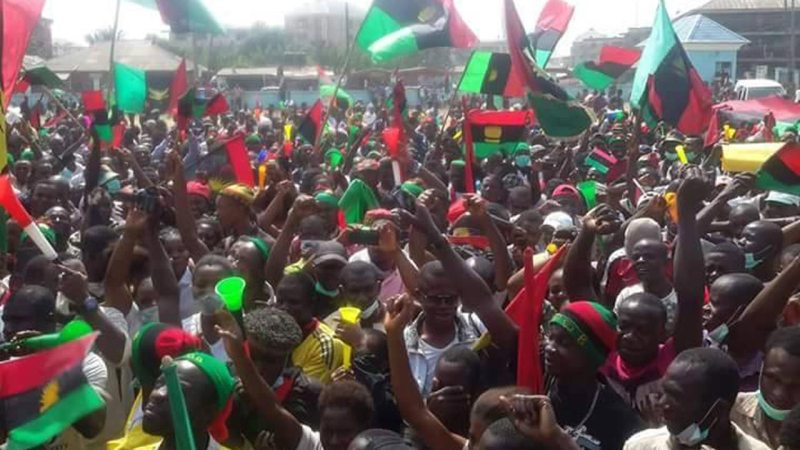 Image result for IPOB members