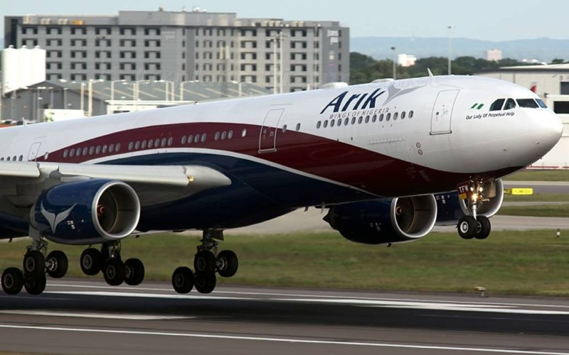 Image result for Arik-Air
