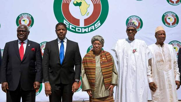 Picture result for Nigeria's Muhammadu Buhari Named New ECOWAS Chairperson