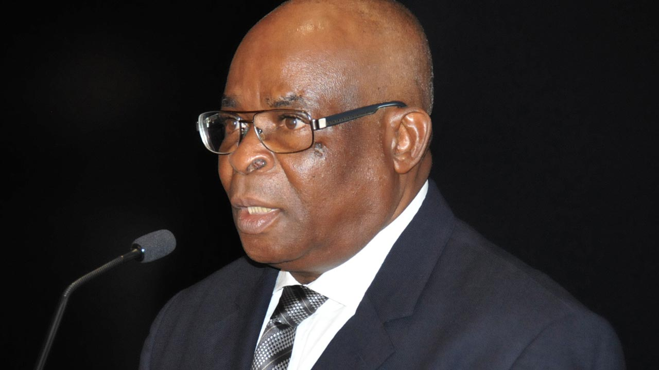 The Chief Justice of Nigeria (CJN) Walter Onnoghen