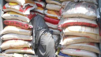 Image result for rice smuggling