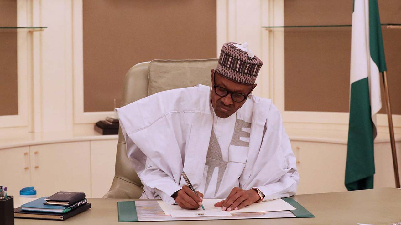 Image result for President Buhari Signs Air Services Agreements With Algeria, Congo, China, Qatar, Singapore