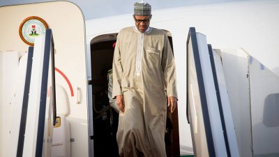 Image result for buhari Trips