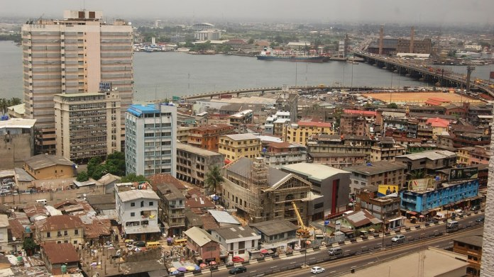 Image result for Lagos Island