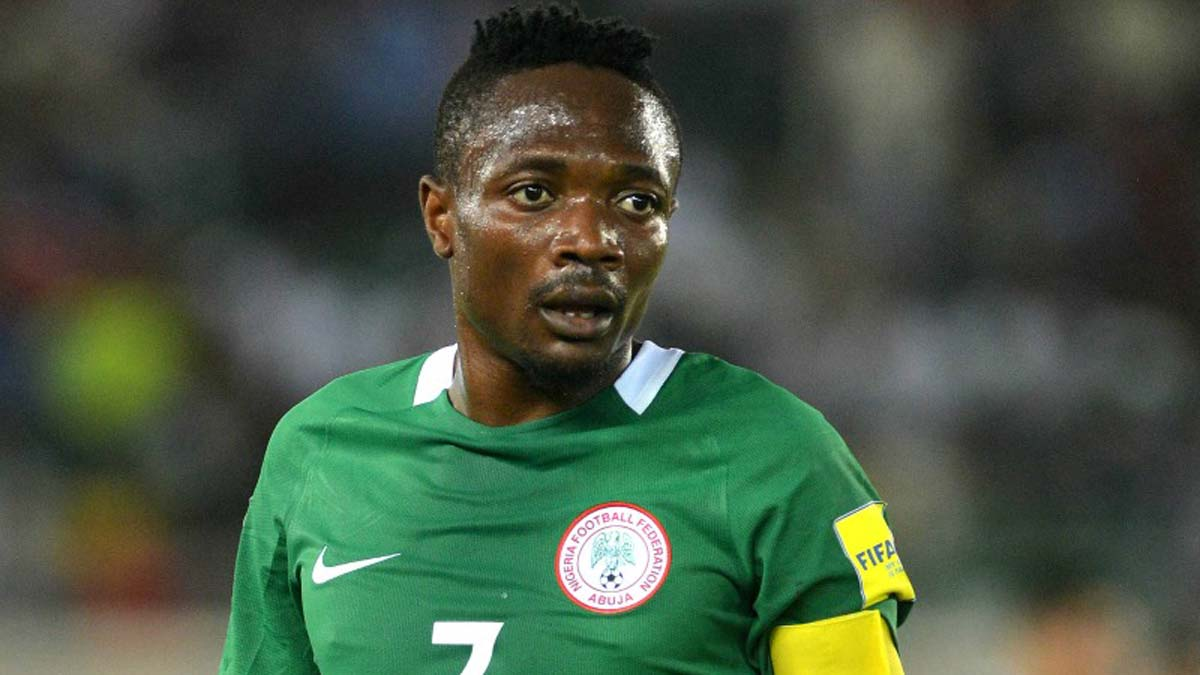 Musa Fires Brace As Eagles Hammer Togo 3 0 Sport The