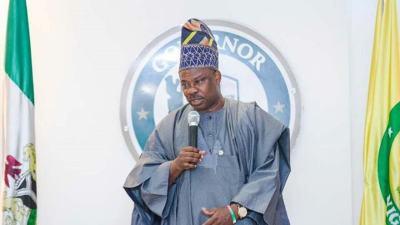 Image result for governor, Ibikunle Amosun