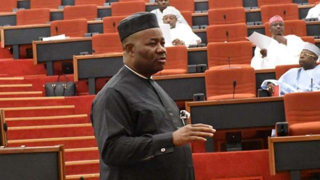Akpabio resigns as senate minority leader  The Guardian Nigeria News  Nigeria and World