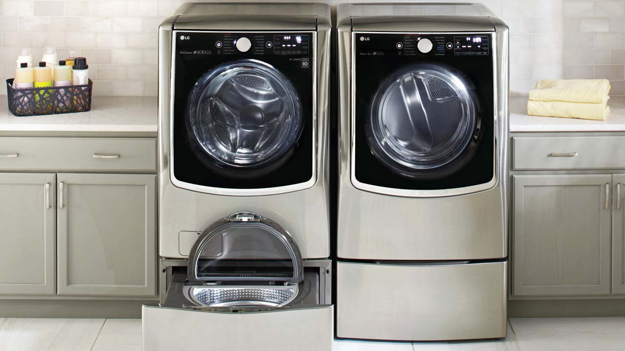 LG brings TwinWash machine into market  The Guardian