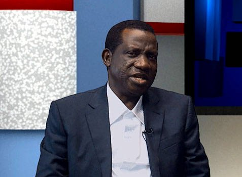 """Simon Lalong - """"We are working with security agencies to secure Sango's release"""" says Lalong"""