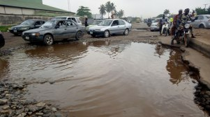 Image result for FERMA, NDDC urged to fix bad portion on Opokuma road