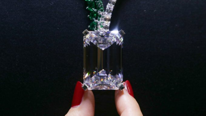 000 UA0I3 e1510739351310 - Largest Auctioned Diamond Sold For Record $34 Million