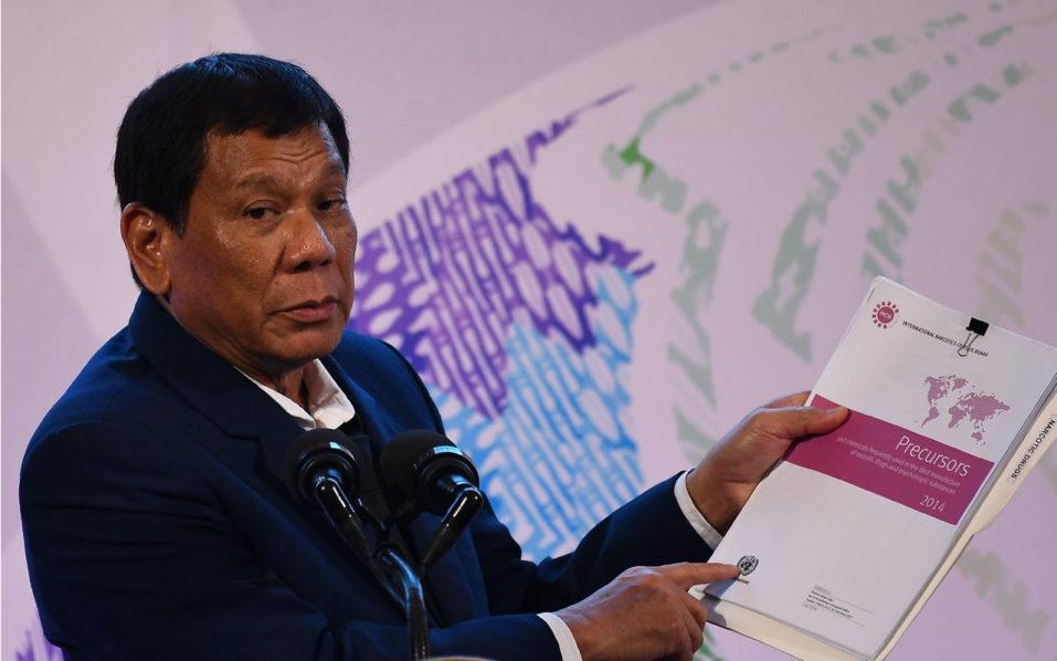 Rodrigo Duterte 2 957x598 - Duterte says Philippines owes China 'debt of gratitude'