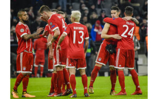 Bayern gain revenge, but PSG win group | The Guardian ...