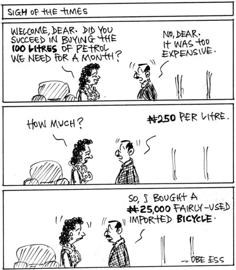 Cartoons — The Guardian Nigeria Newspaper