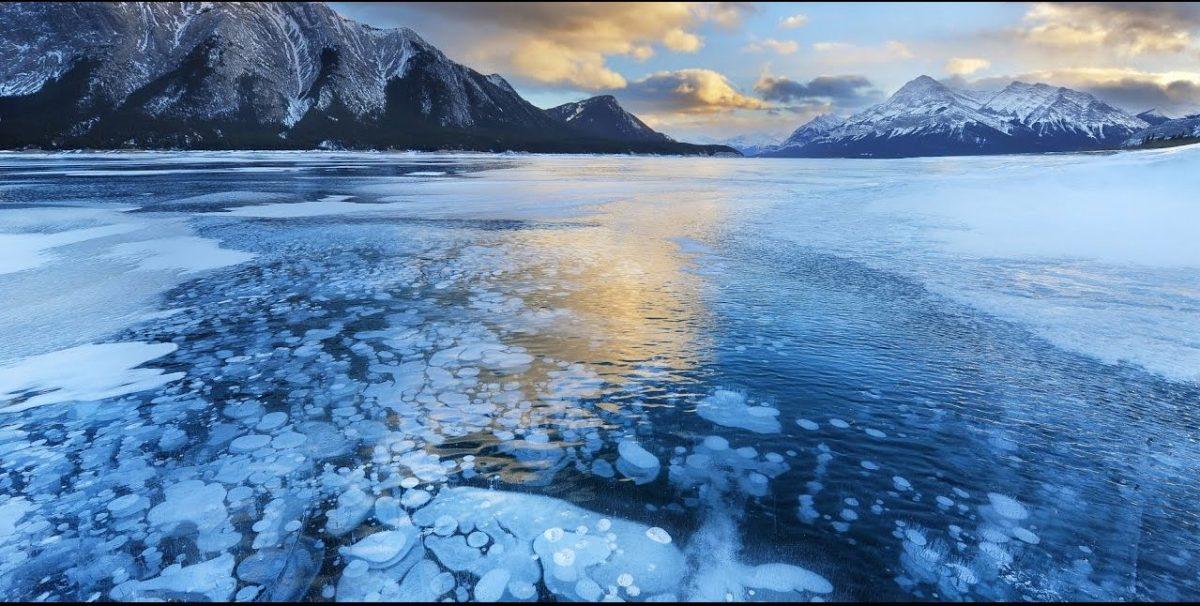 Lake Abraham e1512567435471 - Beautiful Lakes You Never Knew About