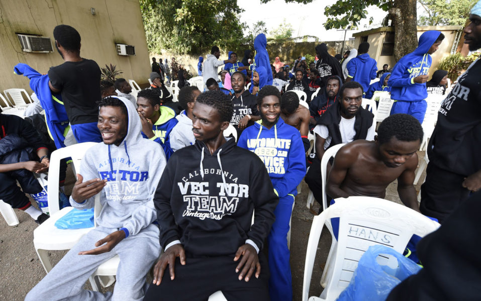 Libya returnee 957x598 - African Union to bring 20,000 migrants home from Libya