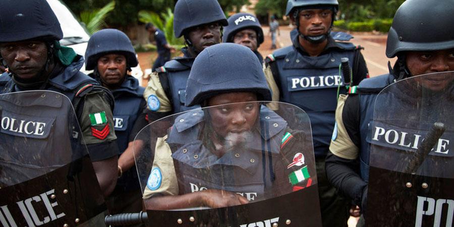 Oyo Police