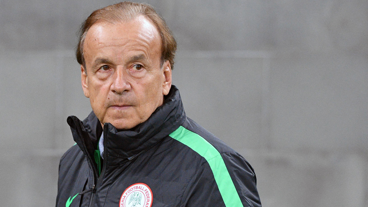 Image result for pictures of Baxter and Gernot Rohr