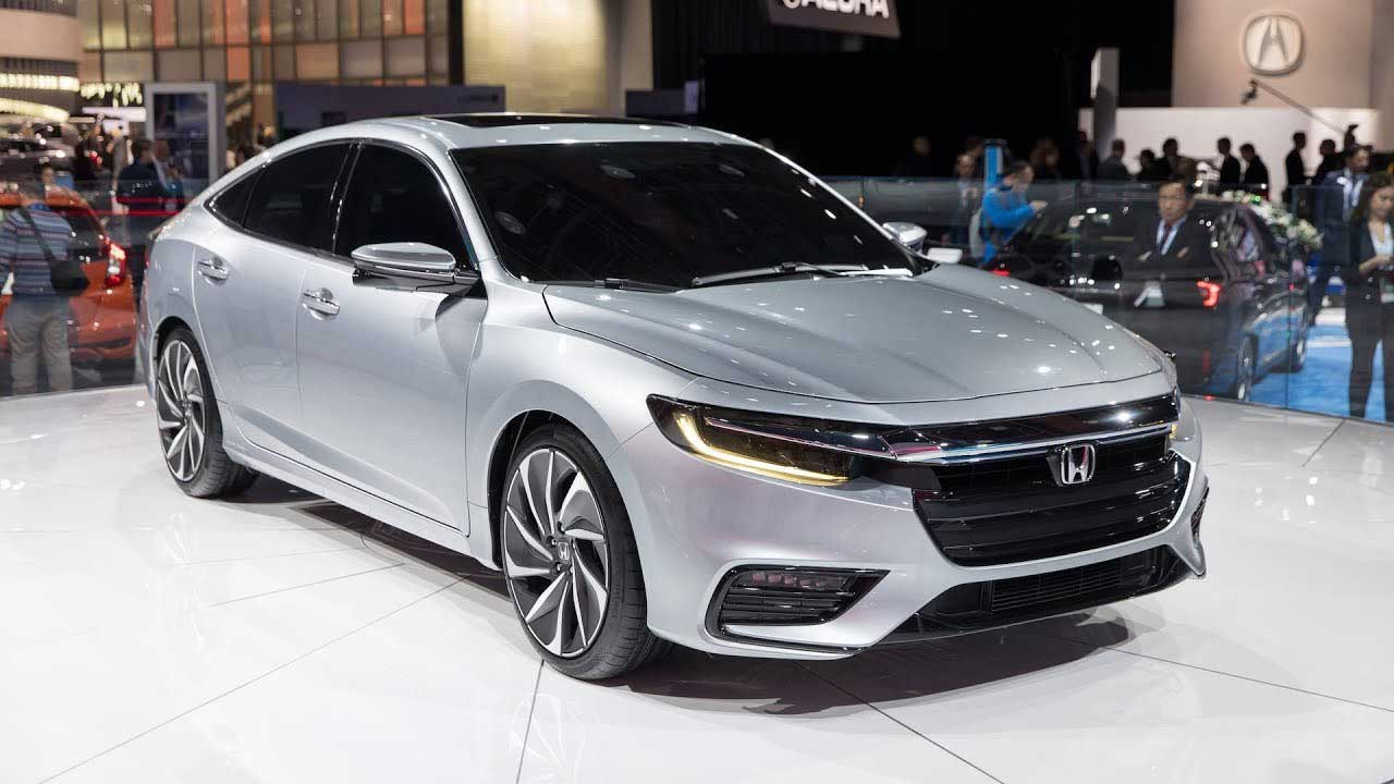 Honda Unveils Allnew 2019 City With Advanced Technology
