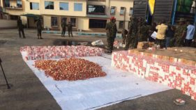 Image result for Nigerian Army impounds three truckload of ammunition