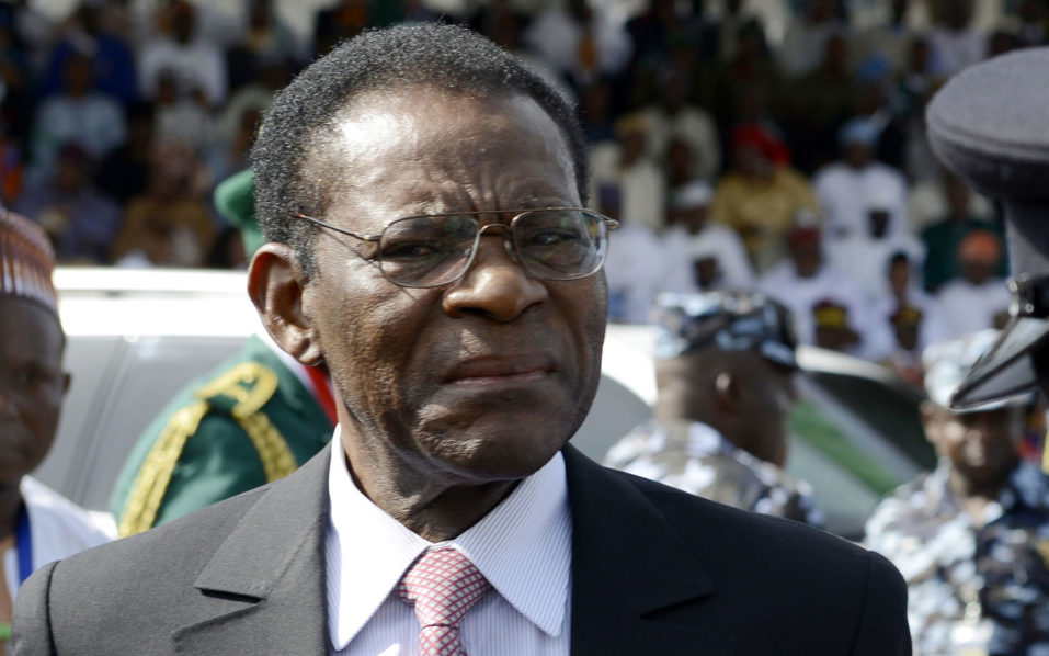 Image result for President Teodoro Obiang Nguema has granted amnesty to political prisoners in Equatorial Guinea.