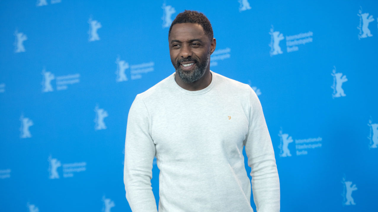 Idris Elba Teams Up With Sean Paul Others For New Song