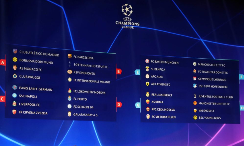 Manchester United. Spurs handed tough UEFA Chapions League draws — News — The Guardian Nigeria Newspaper – Nigeria and World News