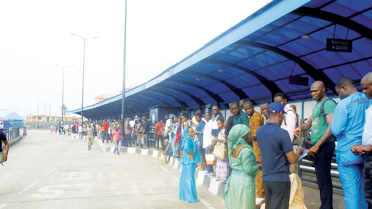 Lagos BRT as bus rapid tortuous scheme  The Guardian Nigeria Newspaper  Nigeria and World