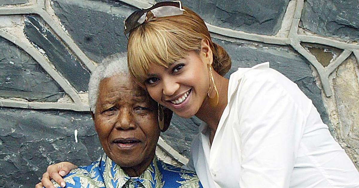 Dear Madiba Beyonc Pens Letter To Nelson Mandela  The Guardian Nigeria News  Nigeria and