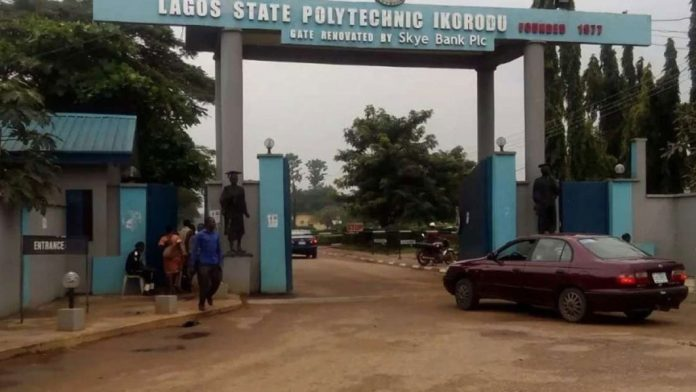 List of Approved Courses Offered in Lagos State Polytechnic Laspotech